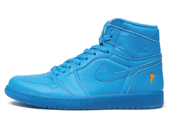 Jordan 1 Retro High Gatorade Blue Lagoonの写真
