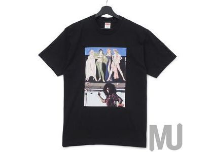 Supreme American Picture Tee Blackの写真
