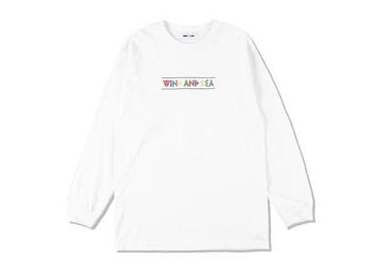 WIND AND SEA Zulu-Tongue L/S Tee White (SS21)の写真