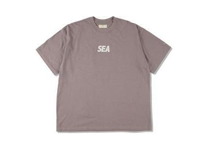 GREENable HIRUZEN × WIND AND SEA Tee Blueberry (SS21)の写真