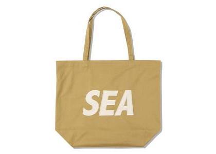 GREENable HIRUZEN × WIND AND SEA Tote Bag Spresso Coffee (SS21)の写真