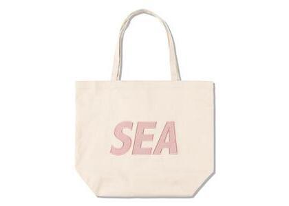 GREENable HIRUZEN × WIND AND SEA Tote Bag Echinacea (SS21)の写真