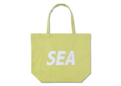 GREENable HIRUZEN × WIND AND SEA Tote Bag Komatsuna (SS21)の写真