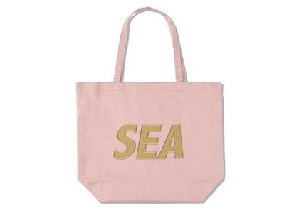 GREENable HIRUZEN × WIND AND SEA Tote Bag Blueberry (SS21)の写真