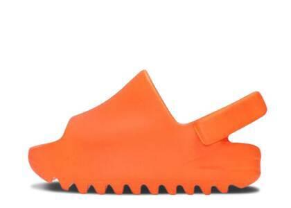 adidas Yeezy Slide Enflame Orange Infantsの写真
