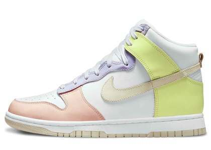 Nike Dunk High Lemon Twistの写真
