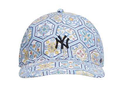 Kith for New Era & Yankees Small Moroccan Tile Hat Voyageの写真