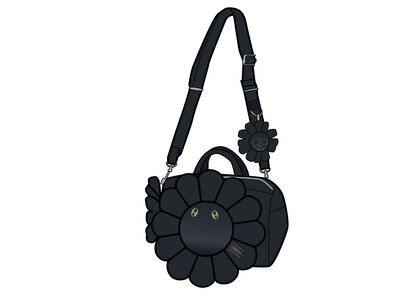 Porter × Kaikai kiki 2Way Doctors Bag Blackの写真