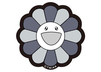 Kaikai kiki Flower Floor Mat Black / Whiteの写真