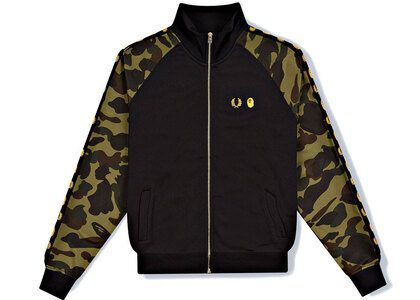 Fred Perry × Bape Track Jacket Camo (SS21)の写真