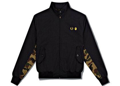 Fred Perry × Bape Harrington Jacket Camo (SS21)の写真