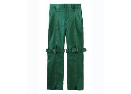 X-Girl Inside Out Bondage Pants Oliveの写真
