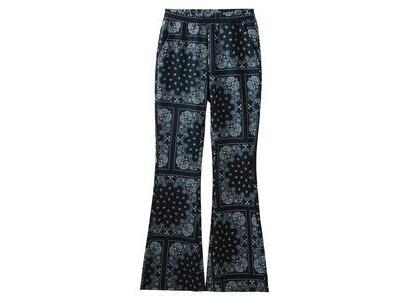 X-Girl Multi Pattern Easy Flare Pants Multiの写真