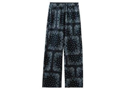 X-Girl Multi Pattern Easy Straight Pants Multiの写真