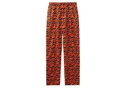 X-Girl Multi Pattern Easy Tapered Pants Orangeの写真