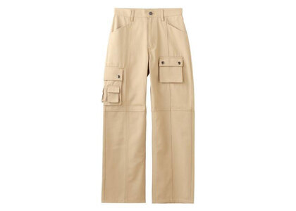 X-Girl Multi Pockets Pants Beigeの写真