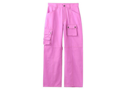 X-Girl Multi Pockets Pants Pinkの写真