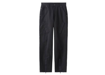 X-Girl Ripstop Military Pants Blackの写真