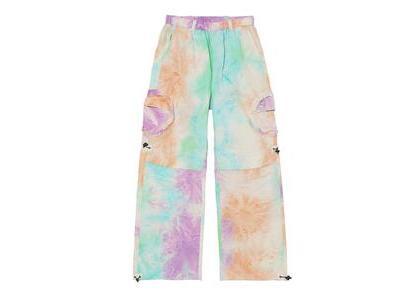 X-Girl Round Pocket Nylon Pants Multiの写真