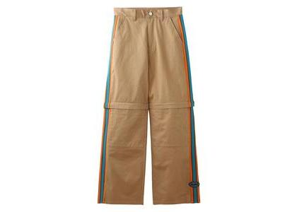 X-Girl Side Line Pants Beigeの写真