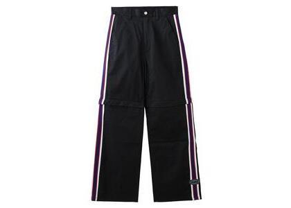 X-Girl Side Line Pants Blackの写真