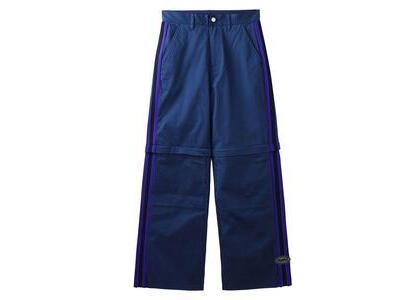 X-Girl Side Line Pants Navyの写真