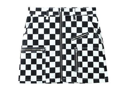 X-Girl Skater Twill Flight Skirt Multiの写真