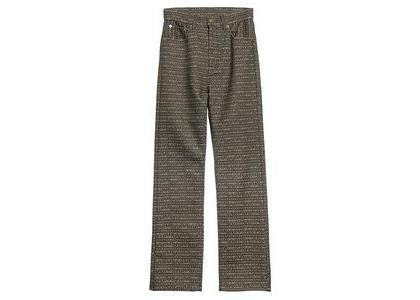 X-Girl Twill × Lace Pants Beigeの写真