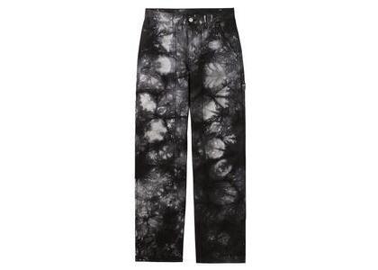 X-Girl Work Pants Blackの写真