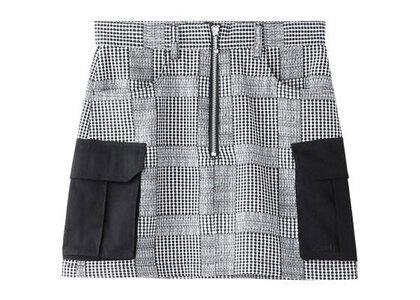 X-Girl Zip-Front Skirt Multiの写真