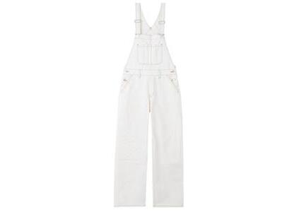 X-Girl Wide Tapered Overall Whiteの写真