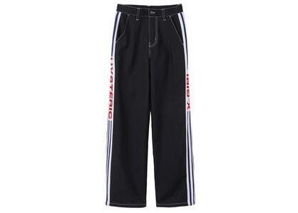 Hysteric Glamour × X-Girl Line Pants Blackの写真