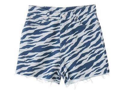 X-Girl 5 Pocket High Waist Short Pants Navyの写真