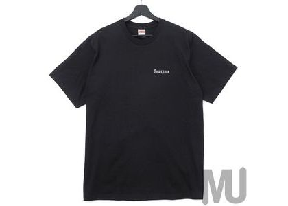 Supreme Martin Wong Big Heat Tee Blackの写真