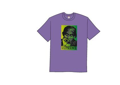 Supreme Aguila Tee Purpleの写真