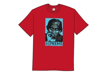 Supreme Aguila Tee Redの写真
