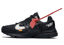 Off-White × Nike The 10 Air Presto Black (2018)の写真