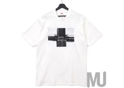 Supreme Bridge Tee Whiteの写真