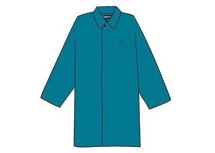 Supreme GORE TEX Overcoat Tealの写真