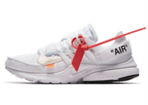 Off-White × Nike The 10 Air Presto White (2018)の写真