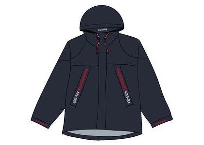 Supreme GORE TEX Taped Seam Jacket Blackの写真