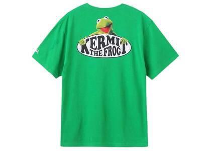 X-Girl Disney The Muppets Kermit The Frog S/S Tee Greenの写真