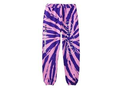 Chinatown Market × X-Girl Winky Sweat Pants Pinkの写真