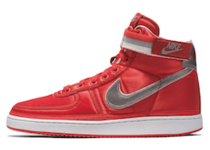 NIKE VANDAL HIGH SUPREME QS UNIVERSITY RED/METALLIC SILVER-WHITE 18FA-I