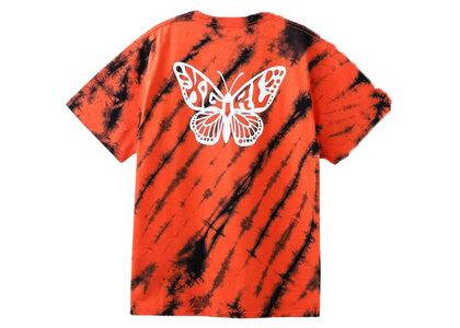 X-Girl Butterfly S/S Tee Orangeの写真