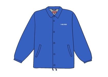 Supreme 1-800 Coaches Jacket Royalの写真