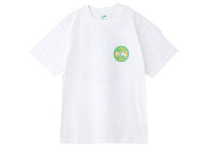 X-Girl Circle Logo S/S Tee Whiteの写真