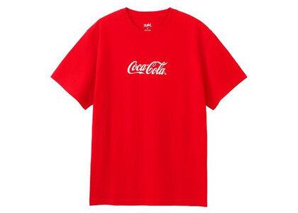 X-Girl Coca-Cola S/S Tee Orangeの写真