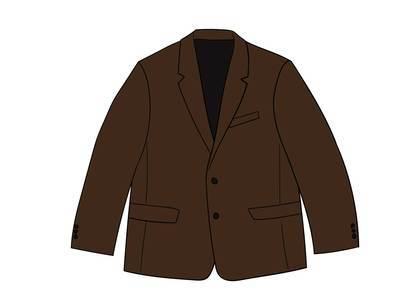 Supreme Sharkskin Suit Brownの写真