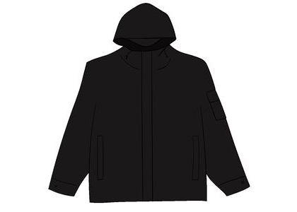 Supreme Cotton Field Jacket Blackの写真